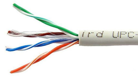 Cable de datos UTP CAT5