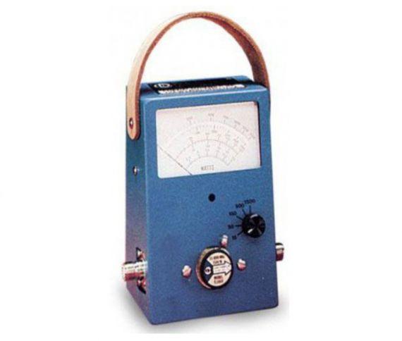 Vatímetro de RF multirango