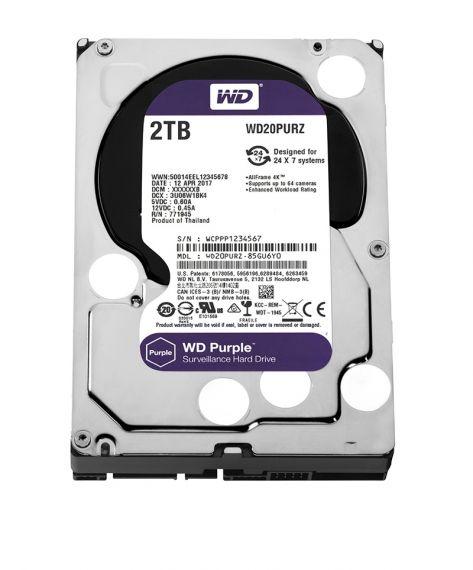 Disco duro WD20PURZ 2TB de Western Digital