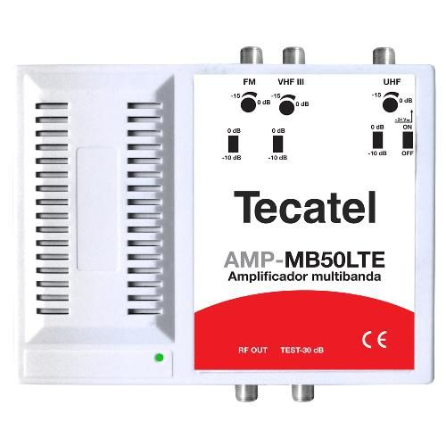 Tecatel AMP-MB50L Multiband Central with 5G LTE