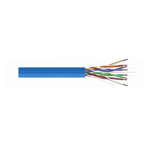 Cable UTP Cat 6 Cu Euroclase Dca LSZH Azul CAB-UTP6LCUB