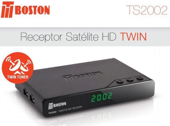 Engel T-Boston TS-2002 TWIN Receiver