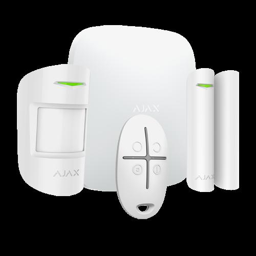 Professional alarm kit AJAX AJ-HUBKITPLUS-W