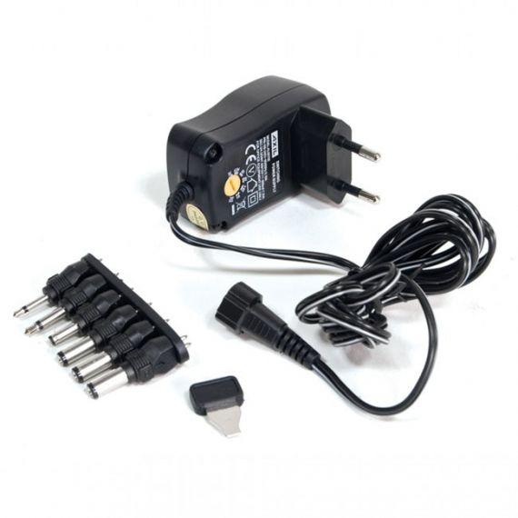 Alimentador con Selector de Voltaje (3-12V) 1000mA Axil
