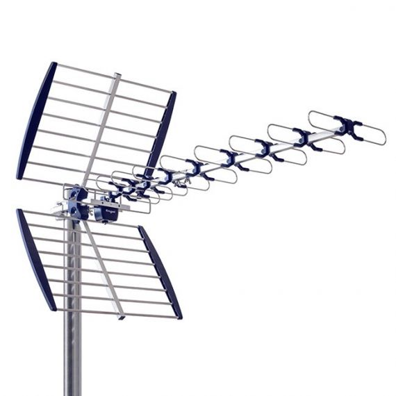 Antena UHF-TDT 17dB MAX-52 LTE 5G Engel