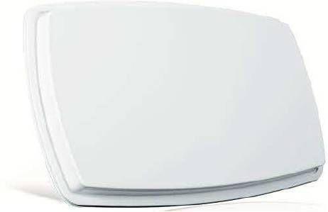 Antena parabólica plana minisat single