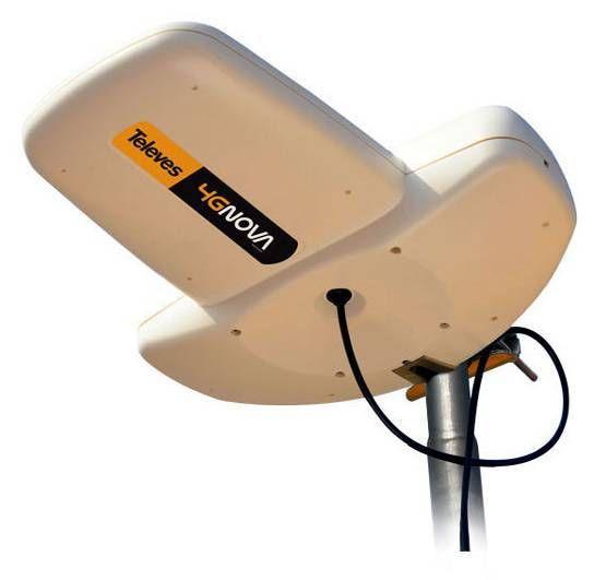 Antena 4G NOVA