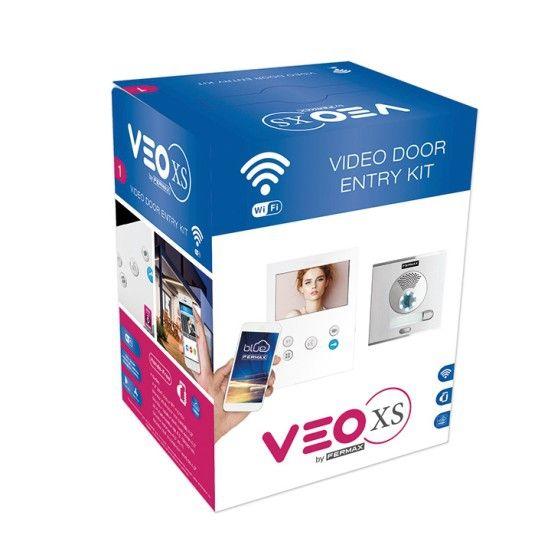Kit Veo XS Wi-Fi DUOX Color de 1 Línea Fermax 9451
