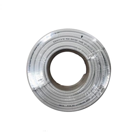Rollo 25m Cable Coaxial Interior Daxis ED0354
