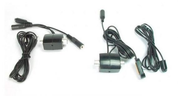 Kit transmisor exterior de infrarojos sobre Coaxial