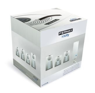 Fermax 4874 4+N Audio Kit 18L
