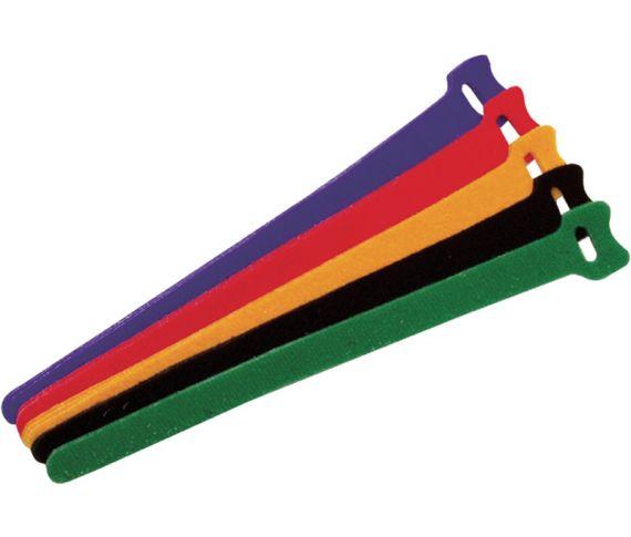 Presilla Multiuso de Velcro 15 Uds 12x125mm