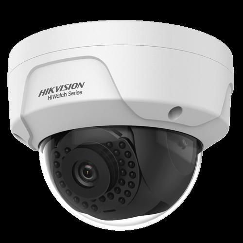 Cámara IP Domo 4MP 2.8mm Hikvision HWI-D141H