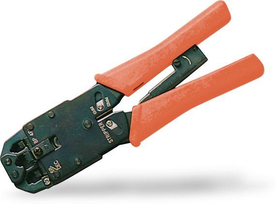 Crimpadora Profesional RJ11-RJ12-RJ45 Micro Connect IC-94004
