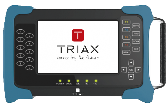 TRIAX UPM 1400