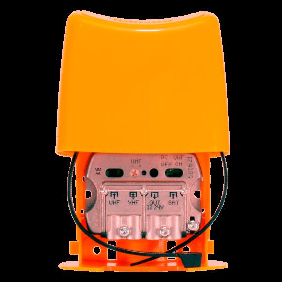 Amplificador de mástil NanoKom 561621 de Televes