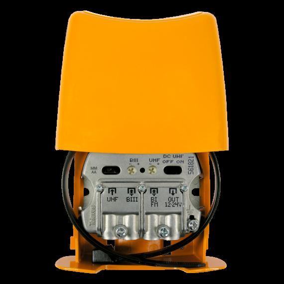 Amplificador de Mástil Televes 561821 BIII-UHF-FMmix LTE 5G