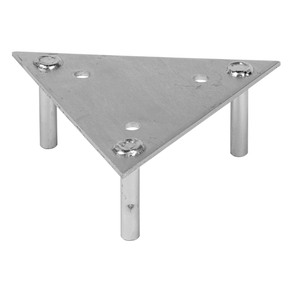 Fixed Screw Base for Tower 180 SE Televes 3020
