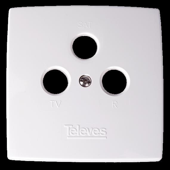 Televes 544302 trim for R-TV-SAT sockets