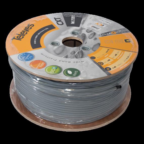 Cable coaxial 212811 de Televes