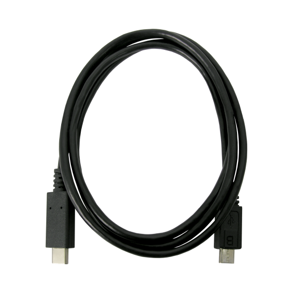 Cable OTG USB-C Televes 216810
