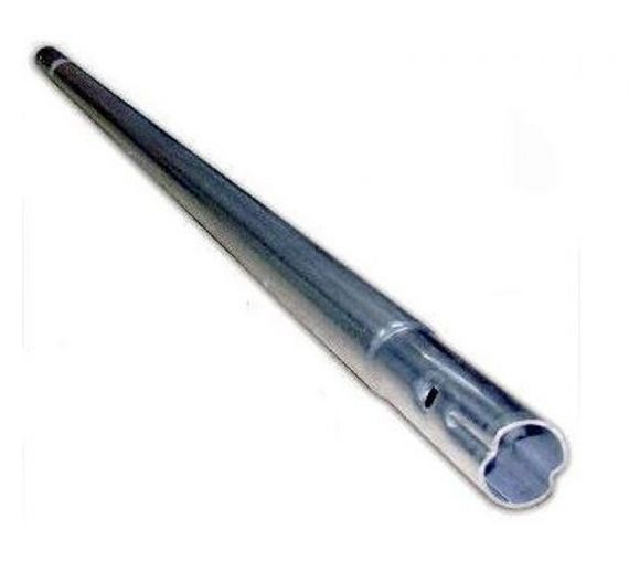Mástil de 2,5 metros x 40 mm de dimámetro x 2 mm de espesor