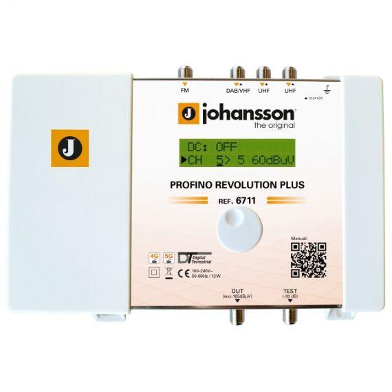 Central Profino Revolution PLUS Johansson 6711HP