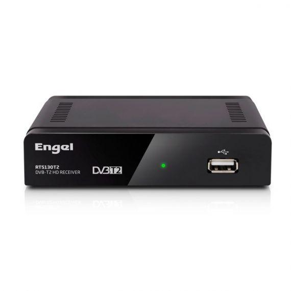 Receptor TDT DVB-T2 HD PVR Engel