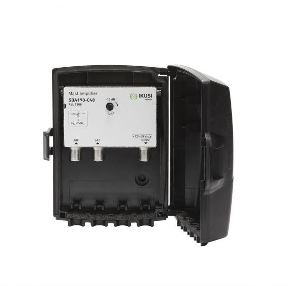 Ikusi 1308 SBA-190-C48 5G Mast Amplifier