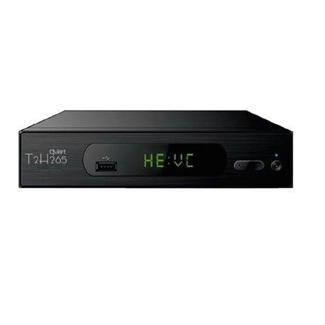 Receptor TDT DVB-T/T2 y DVB-C