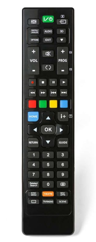 Mando universal TV SONY de Superior