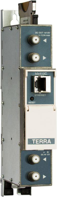 Transmodulador TDX-410 de Terra