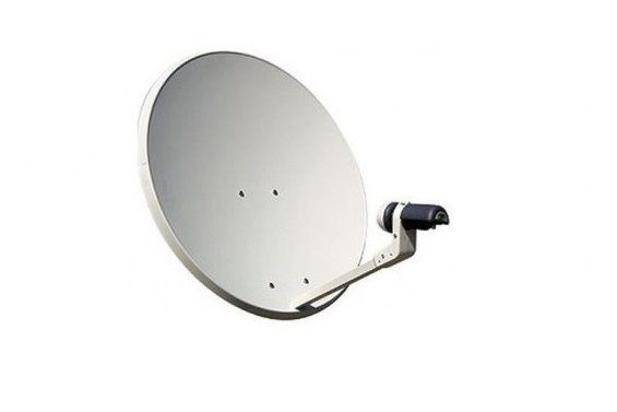 60cm antenna kit with LNB without tecatel support