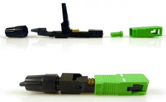 SC/APC Televes connector