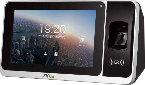 Control de presencia con huella dactilar Zpad-Plus de ZKTeco