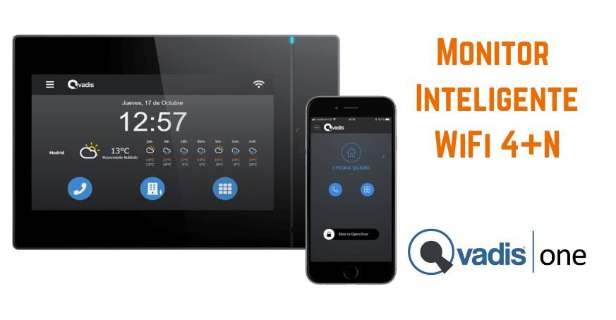 Monitor Inteligente Qvadis One