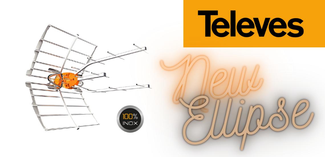 Antena Ellipse de Televes