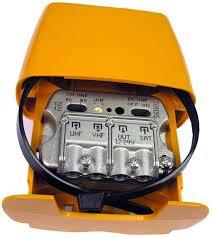 Amplificador de mástil