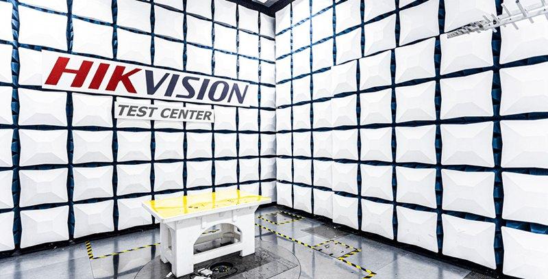 Imagen corporativa Hikvision